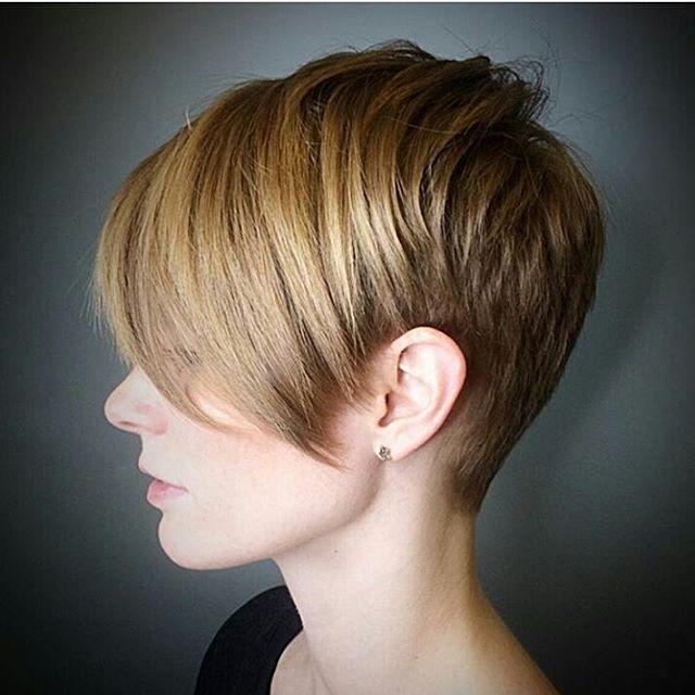 1348 best Short Hair. Big Earrings! images on Pinterest ...