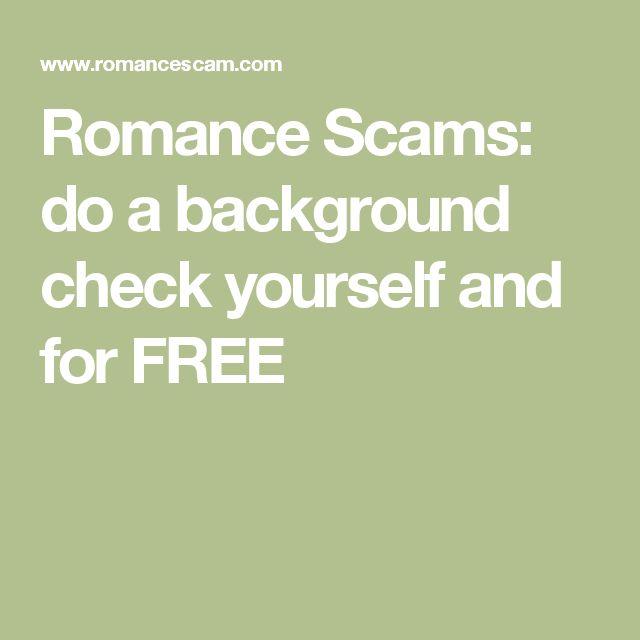 How do online dating scams happen