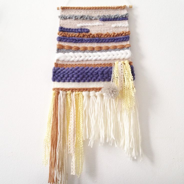 Weaving Wall Hangings / Woven Wall Hangings / Tapestry Wall Hangings  Order ? Please check my instagram account @etalasecatchy