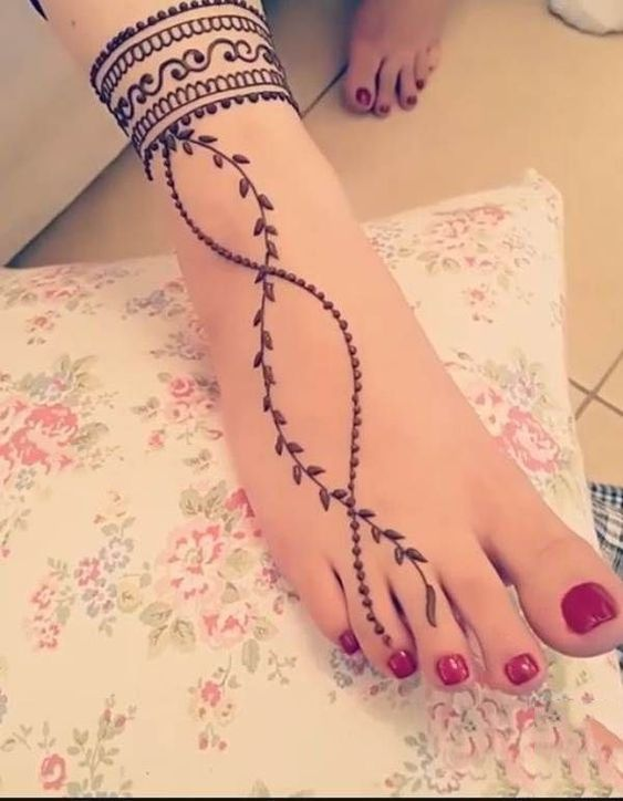 60+ STUNNING HENNA TATTOO DESIGN BECOMES A TREND – Page 11 of 66