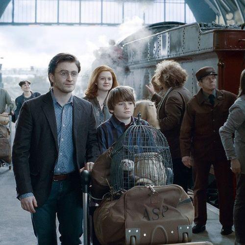 Alvo Severo Potter...