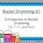 Introduce your kiddies to the world of bucket drumming with this introduction kit!    This file includes 152 pages of rhythms and activities to get...