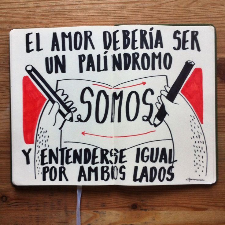 Palíndromo (Alfonso Casas)