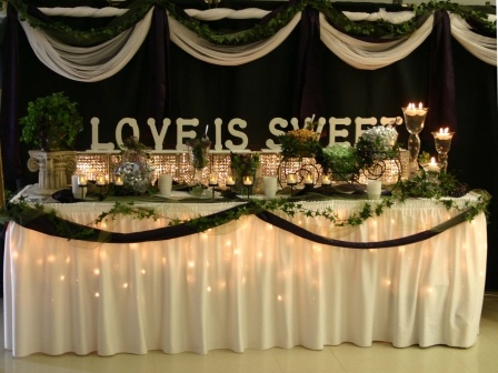 Candy Buffet Wedding Love Is Sweet No Link