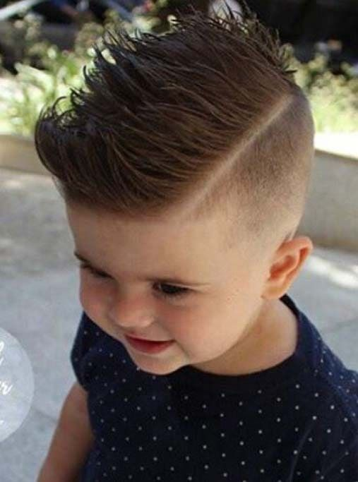 97 Best Baby Boy Haircuts In 2020 Baby Boy Hairstyles Baby Boy Haircuts Boys Haircuts