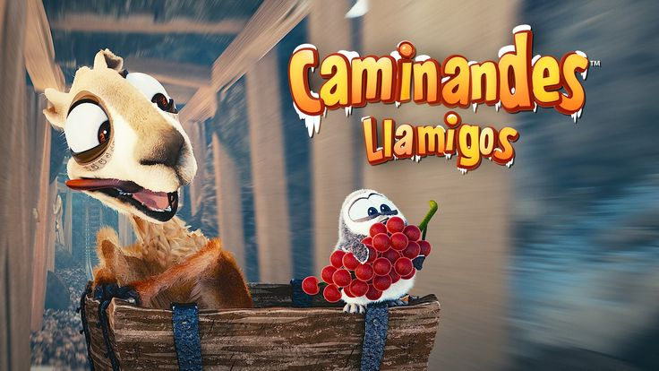 Caminandes Llamigos, by the Blender Institute