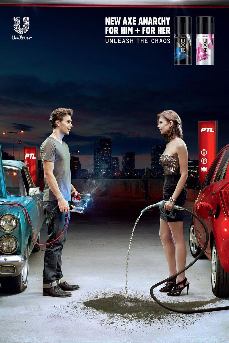 Axe / Lynx: Petrol   Ads of the World™