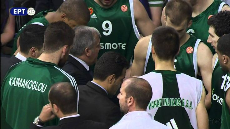 panathinaikos basketball the six times european champion!!