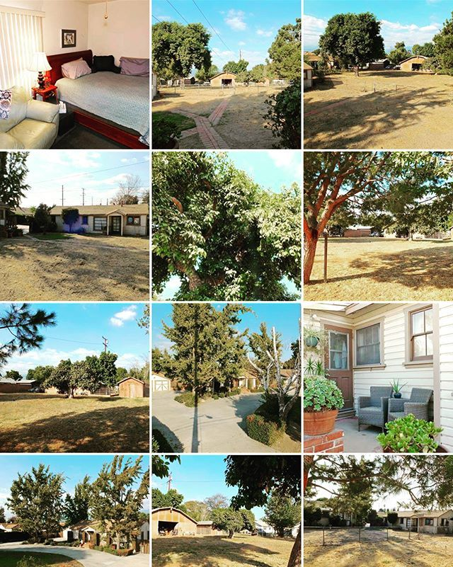 "Huge LOT! Looking for a property with a huge lot in El Monte ?⁉️ 🌳🌲🐔🐣🐮🐷🐴🐴🐴🐴 Great for farm animals and horse stables ‼️ 📍Lower Azusa Rd, El Monte 91732 📍 •3 bedrooms / 1 bath/ 1,104 sqft• ✨28,417 lot size WOW ✨ Listed price: $748,888✅  For more details MESSAGE/ TEXT US: (562) 991-4424 Nohemi 📲 (562) 405-1416 Mikey 📲 Hablamos Español ✅ ""Urban Ranch!! Sprawling ~28,500 sf lot has its own BARN and endless possibilities! The circular driveway beckons you to the 3 bed, 2 bath rustic…"