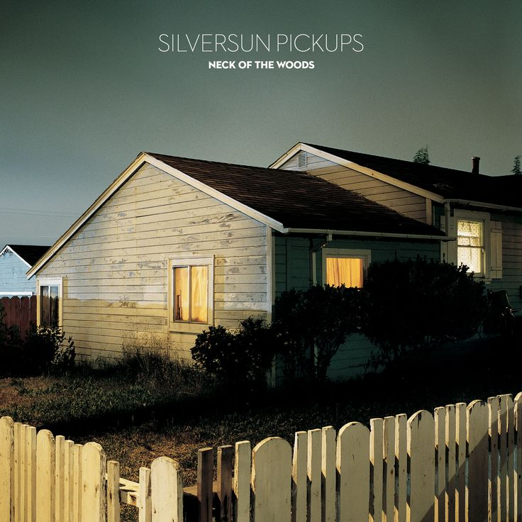 Silversun Pickups - Neck of the Woods - 2012