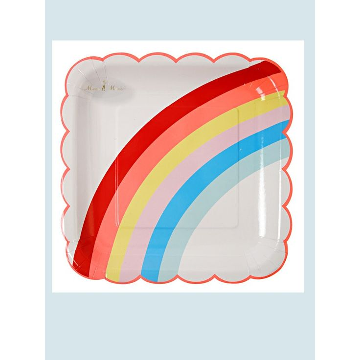 Funky Regenbogen Thema - www.confettienco.be #decoratie #verjaardag #feest…