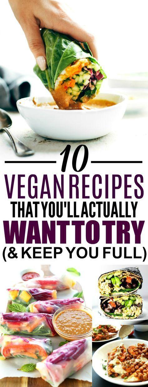 easy vegan dinner