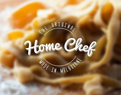 Home Chef - Branding & Packaging