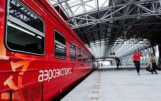 Вечером 4 марта поезда в аэропорт Домодедово ходит...