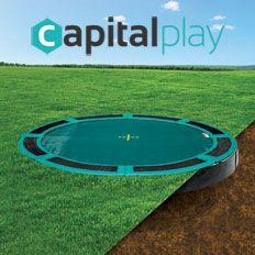 Capital In-ground Trampoline Kit