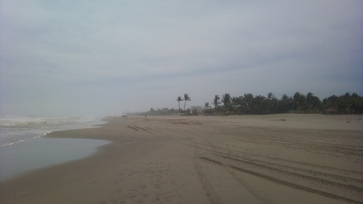 Playa las Palmas, Acapulco, Guerrero, Mexico