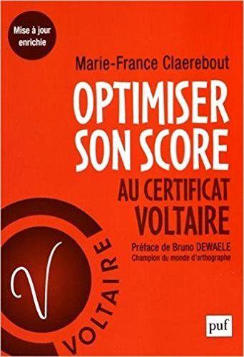 Optimiser son score au certificat Voltaire de Marie-Franc... https://www.amazon.fr/dp/2130786014/ref=cm_sw_r_pi_dp_x_hUtDybT1VAM80
