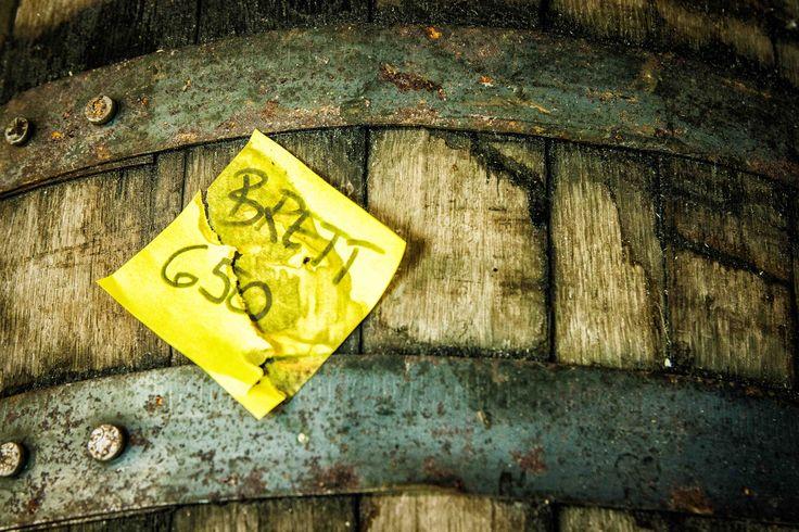 Vieillissement de la bière en fût de chêne à la Microbrasserie La Chouape, Crédit: JC photos