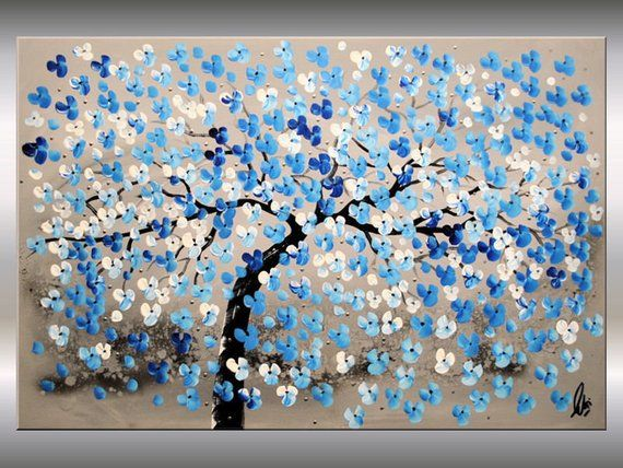 This Item Is Unavailable Etsy Cherry Blossom Painting Acrylic Cherry Blossom Painting Acrylic Painting Flowers