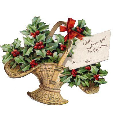 Victorian Scrap Christmas