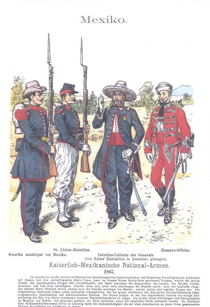 Armée impériale du Mexique