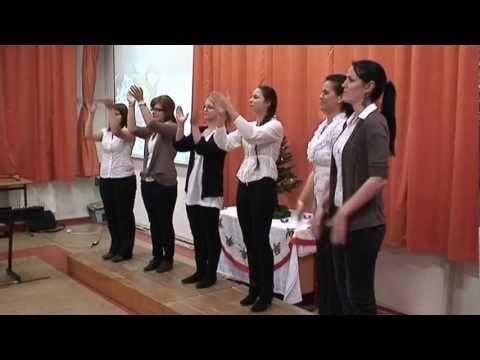 Nyelv- és beszédfejlesztők tapsgyakorlata - YouTube