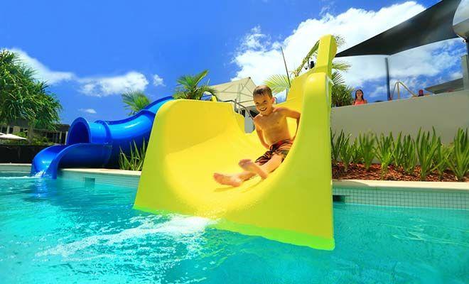 4. RACV Noosa Resort Holidays with Kids Top 10 Family Resorts Australia - over 4 stars