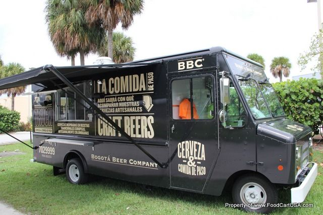Gourmet Food Trucks for sale at FoodCartUSA