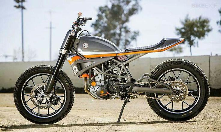 KTM custom