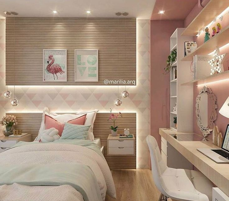 Quartinho dos sonhos . Muita delicadeza ❤️❤️. Projeto @marilia.arq . Sigam tb @artecasadecore e @artearq.arquitetura. . . Solicite um orçamento para um PROJETO ONLINE através do nosso parceiro ARTEARQ @artearq.arquitetura . . . . #Decor #projetos #decoração #interiores #arquitetura #construção #design #instadaily #instadecor #home #homestyle #architecture #world #beautiful #top #instamood #shoutout #amazing #house #arquiteta #perfect #igers #fotografia #photooftheday #iluminacao #insta...