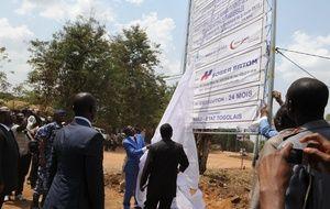 Sogea-Satom s'est vu notifier la réhabilitation et le renforcement de l'axe routier Témédja – Badou – Fre Ghana, ainsi que la bretelle Kougnohou.