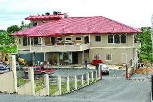 Trinidad Express Newspapers: | KAMLA'S $150M PALACE