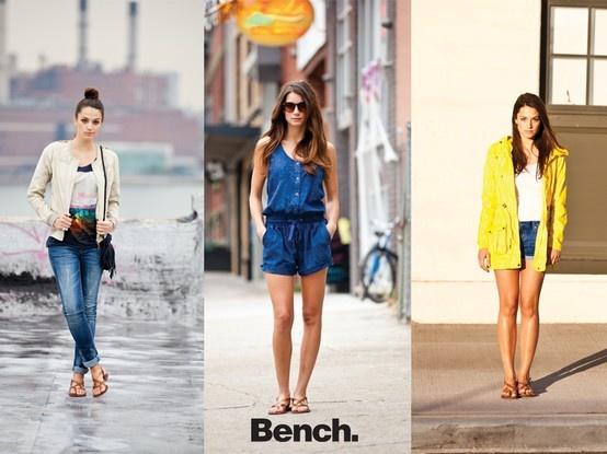 aufregende #Mode für stylische #girls. Holt euch die #Tshirts #Jacken und #Accessoires der aktuellen #Bench Kollektion. #stylemebench