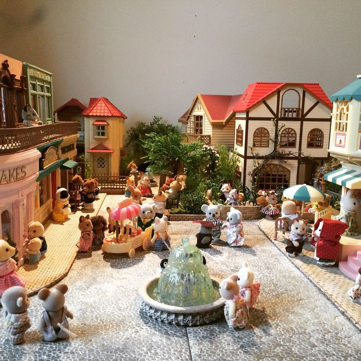 Calico Critter Sylvanian Family Christmas Craft