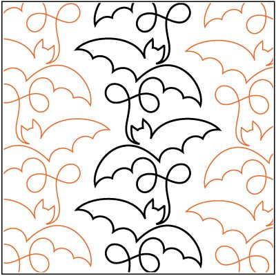 "A single row is 5.5"" wide – printed with one row – 144"" long   © 2010  Patricia E. Ritter * This design is available in both paper and digital.  Please select your preference below.NOTE:  All digital designs include the following conversions: CQP, DXF, HQF, IQP, MQR, PAT, QLI, SSD, TXT, WMF and 4QB or PLT.Most designs also include a DWF, GIF and PDF.This pattern was converted by Digitech."
