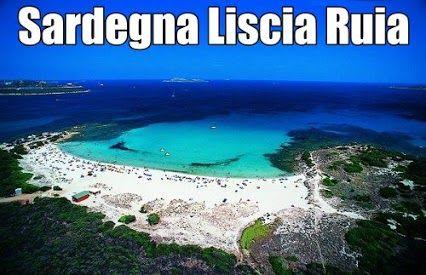 Sardegna #beaches [Sardinia] Liscia Ruia una spiaggia incontaminata della Sardegna visitatela ne vale la pena.