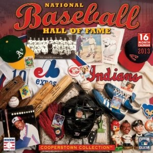 Baseball Hall of Fame 2013 Wall (calendar) (Calendar)  http://www.picter.org/?p=1416288805