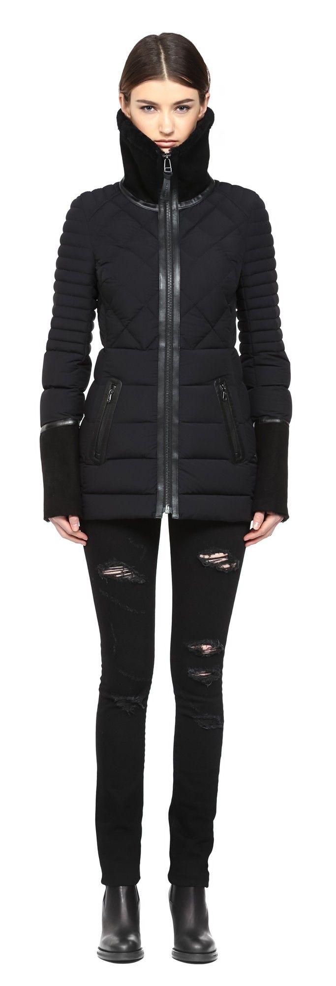 Mackage - Manteau en duvet léger Eloisa disponible en taille TTP - prix régulier 795,00$