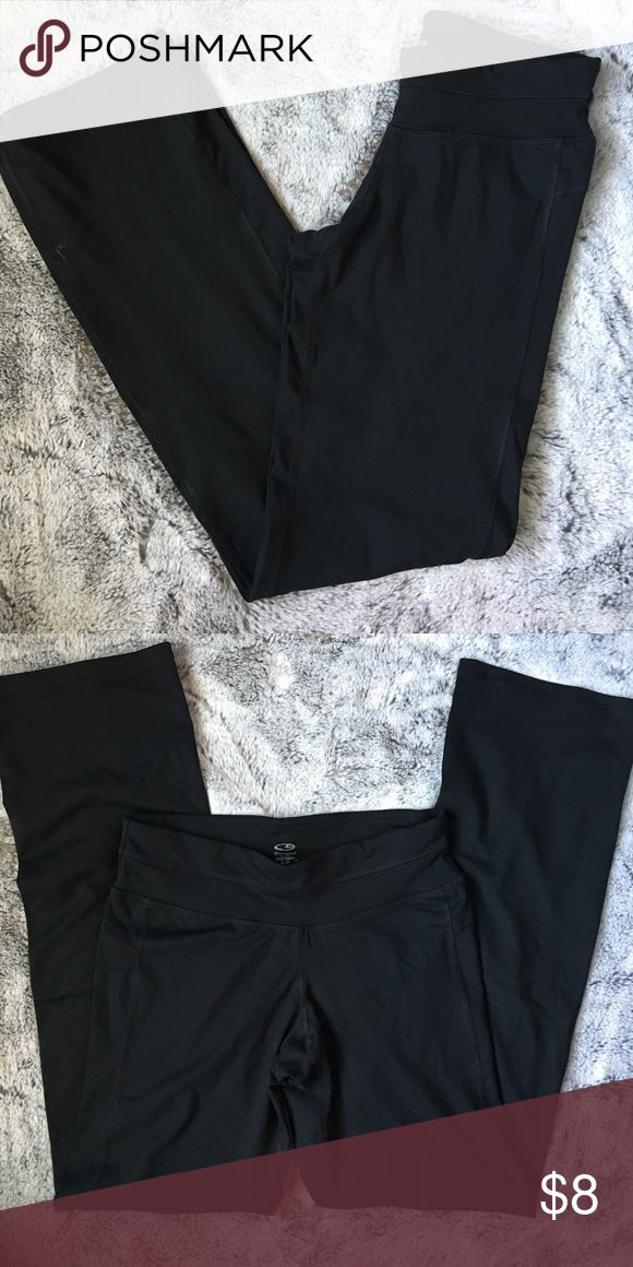 NWOT Champion Duo Dry work out pants Champion Duo Dry work out pants. NWOT Champion Pants Track Pants & Joggers