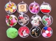 filled baubles - Google Search   Christmas in a cup   Pinterest