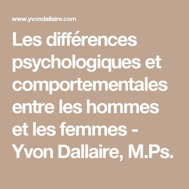 thérapie conjugale créditée OPTCFQ - Yvon Dallaire, M.Ps.