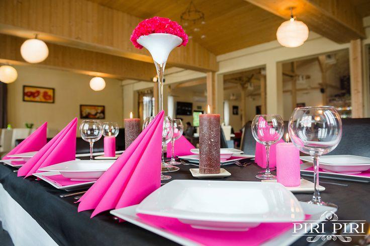 Zakochani? To Świetnie - Piri Piri zajmie się resztą! W organizowaniu przyjęć weselnych jesteśmy specjalistami…:) Oto nasza restauracja w weselnym wydaniu. http://piri.krakow.pl/wesela