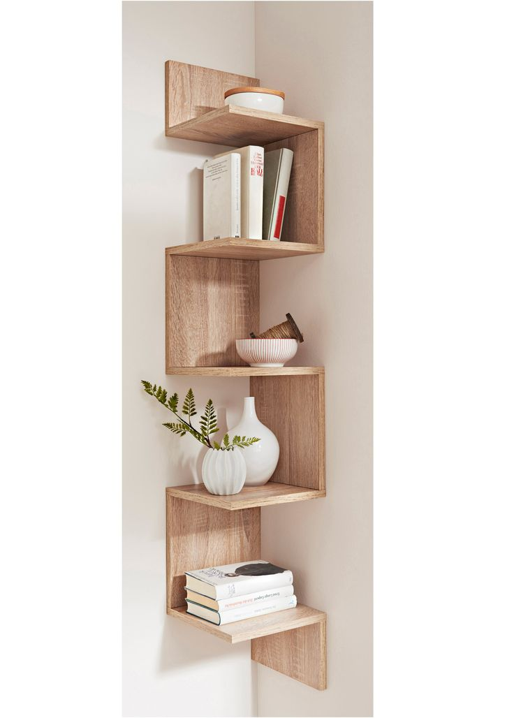 Best 25 etagere angle ideas on pinterest bibliotheque d for Etagere mural d angle