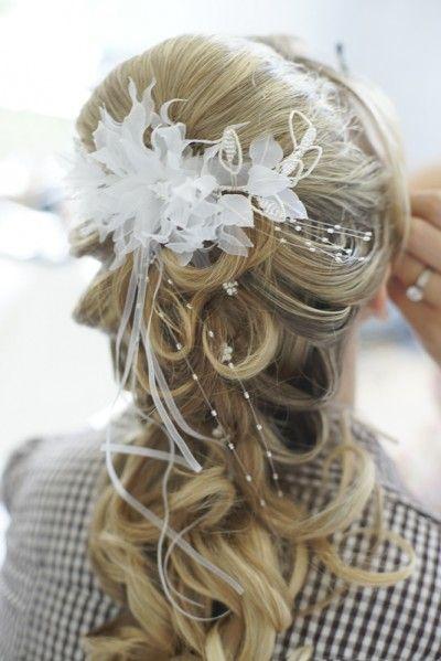 Bruidskapsels: inspiratie en trends van 2013