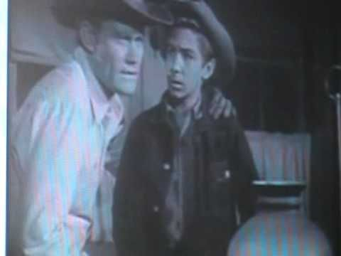 """THE RIFLEMAN TRIBUTE WITH PAUL PETERSEN OF""""THE DONNA REED SHOW"""" SINGING ..."""