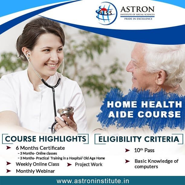 Overview Of Certified Home Health Aide Classes Home Health Aide Home Health Health