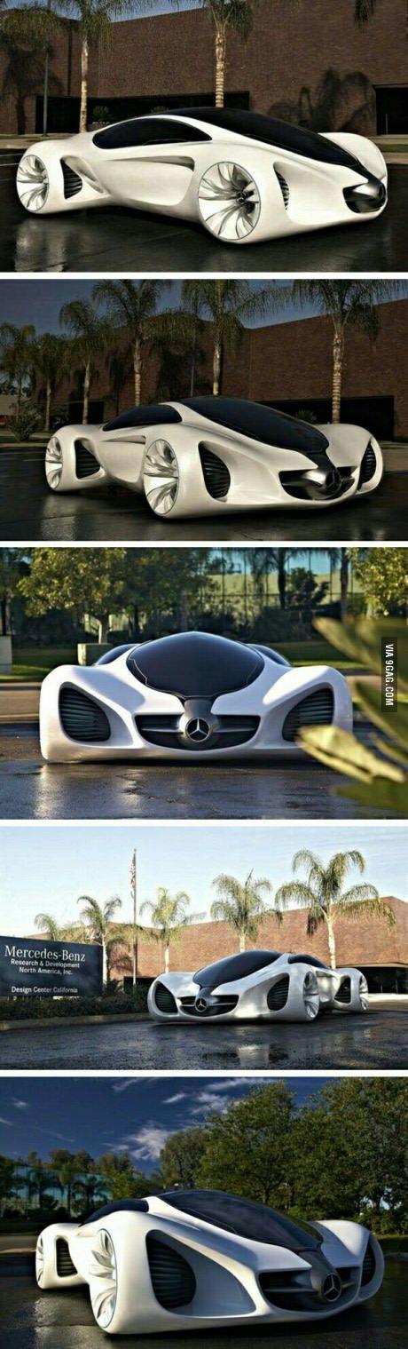One mega hot car