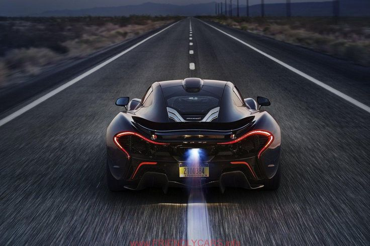 nice 2014 mclaren p1 interior image hd 2014 McLaren P1 Rear View