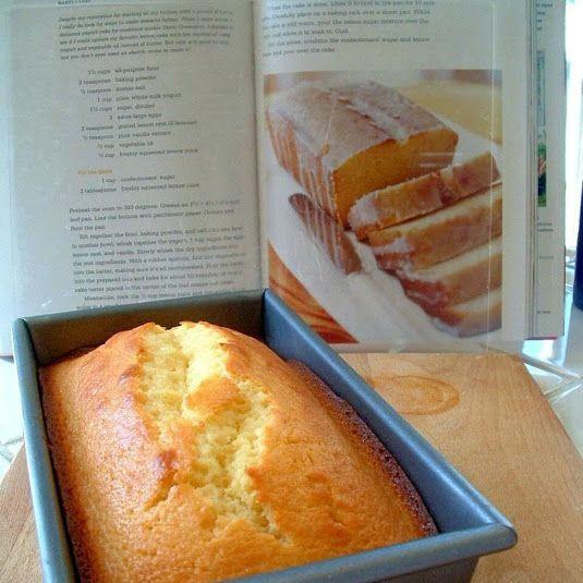 lemon yogurt cake from the barefoot contessa - Ina Garten Pinterest