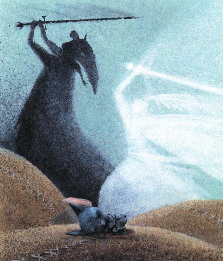 The Tale of Despereaux by Igor Oleynikov